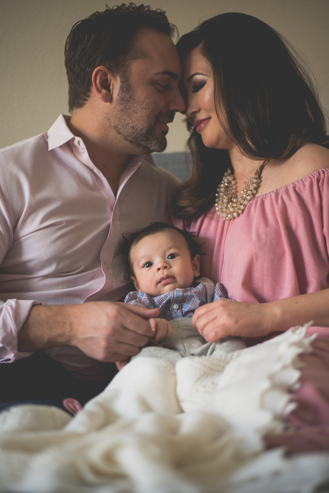 They are about as royal as a royal family can be. This sweet family has been a client of Caldwell Photographic Studio from the wedding day to the birth of their first child. We are so honored to have been there to capture their life moments.